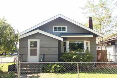 Spokane Single Family Home New: 101 W Knox Ave