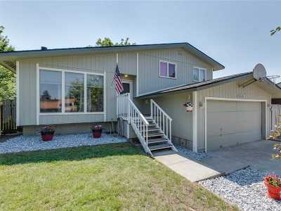 Mead Single Family Home For Sale: 3512 E Moody Rd