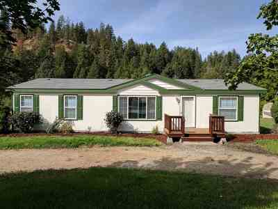 Addy Mobile Home New: 1391 Hall #a St