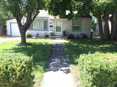 Spokane Single Family Home New: 5619 N Cochran St