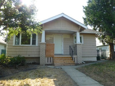 Spokane Single Family Home New: 4111 N Adams St