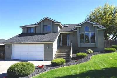 Spokane Single Family Home New: 6007 W Shawnee Ave