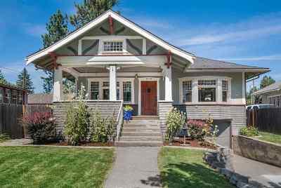 Spokane Single Family Home New: 318 W 19th Ave