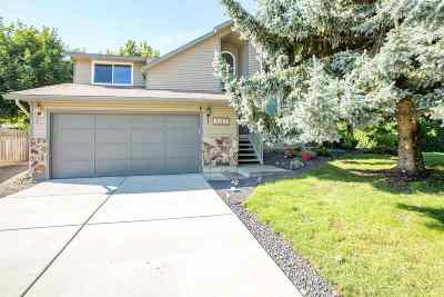 Spokane Valley Single Family Home Ctg-Inspection: 14820 E Olympic Ave