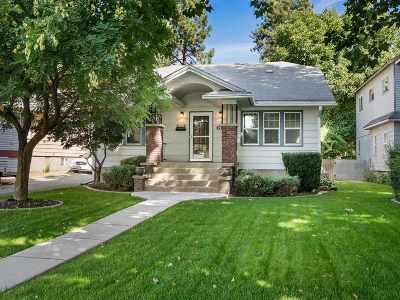 Spokane Single Family Home New: 611 E 25th Ave