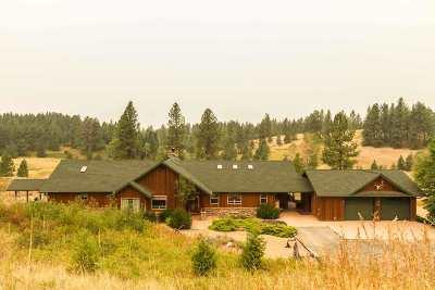 Spokane County, Stevens County Single Family Home For Sale: 461 Smart Way