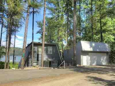 Single Family Home For Sale: 4089 Tamarack Beach Rd