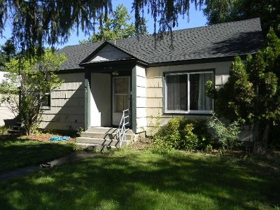 Single Family Home For Sale: 1124 W Central Ave
