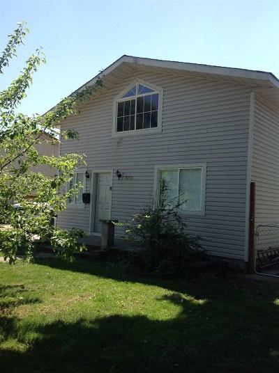 Spokane Single Family Home New: 3908 E Bridgeport Ave