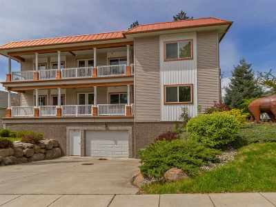 Spokane County Condo/Townhouse For Sale: 2203 W 5th Ave #2B