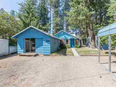 Loon Lk WA Single Family Home Sold: $245,000