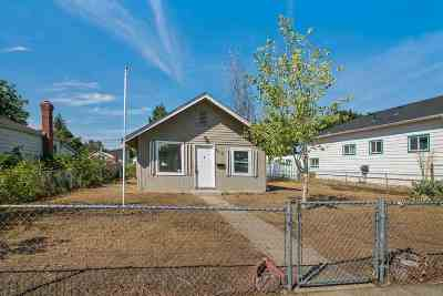 Spokane Single Family Home New: 613 E Broad Ave