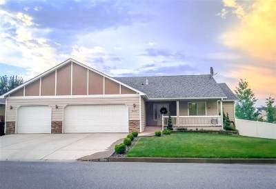 Spokane Valley Single Family Home New: 18017 E 12th Ct