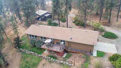 Cheney Single Family Home For Sale: 11510 S Andrus Rd