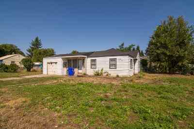 Spokane Valley Single Family Home New: 4513 N Best Rd