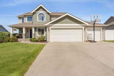 Greenacres Single Family Home New: 18205 E 11th Ave