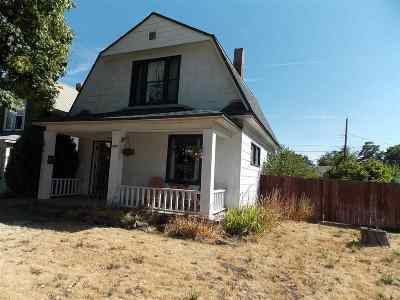 Spokane Single Family Home New: 2011 W Sharp Ave