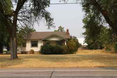 Spokane County, Stevens County Single Family Home For Sale: 25901 E Wellesley Ave