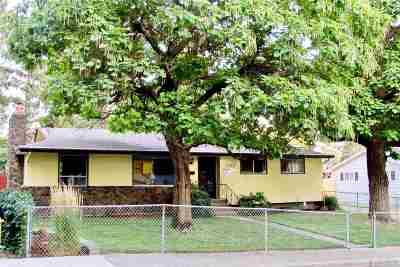 Spokane Single Family Home New: 7022 N Howard St