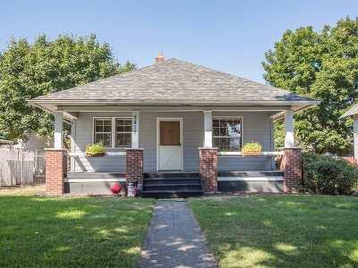 Spokane Single Family Home New: 2417 N Atlantic St