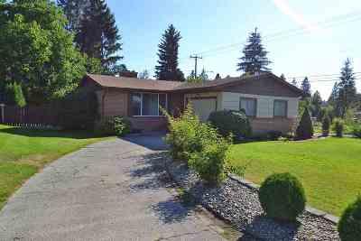Spokane Single Family Home New: 621 W Greta Ave
