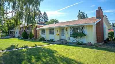 Spokane Single Family Home New: 3633 W Hoffman Ave