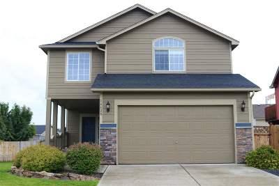 Spokane Valley Single Family Home New: 14428 E Crown Ave
