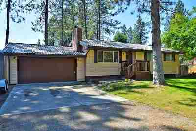 Spokane County, Stevens County Single Family Home Ctg-Inspection: 214 E Franklin Dr