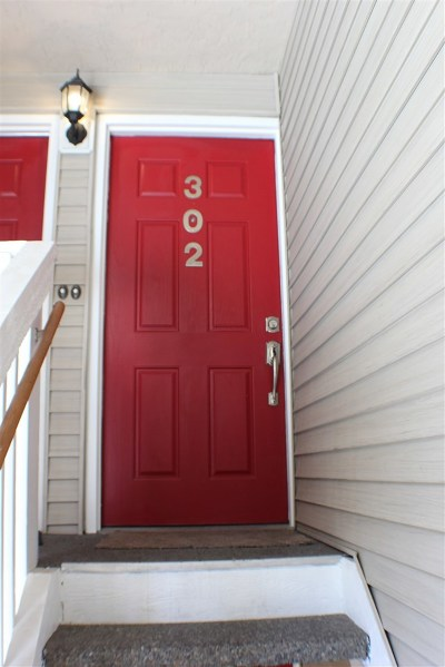 Spokane Condo/Townhouse New: 837 S Cowley St #302