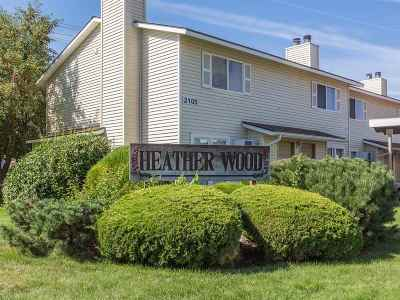 Spokane County Condo/Townhouse For Sale: 2111 N Houk Rd #Unit 8