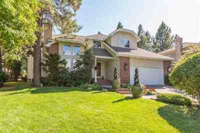 Spokane, Spokane Valley Single Family Home For Sale: 1818 E Pinecrest Rd