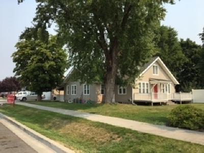 Spokane Valley Single Family Home New: 406 N Timberlane Rd