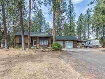 Spokane County, Stevens County Single Family Home For Sale: 17117 N Sunrise Dr