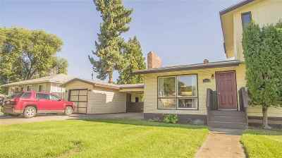 Spokane Valley Single Family Home New: 13112 E Cataldo Ave