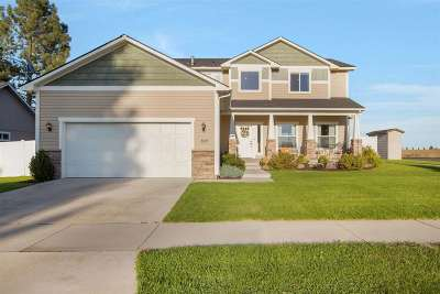 spokane Single Family Home New: 9029 W Campus Dr