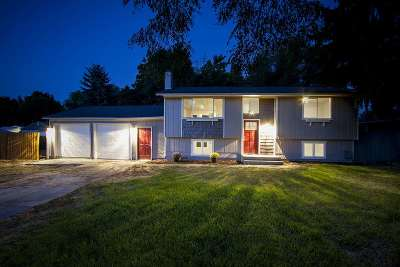 Spokane Valley Single Family Home New: 512 N Bessie Rd