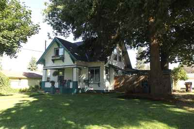 spokane Single Family Home New: 2718 W Gordon Ave