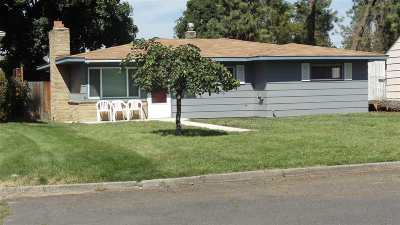 Spokane Single Family Home For Sale: 4016 W Hoffman Ave