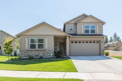 spokane Single Family Home New: 4520 E 22nd Ct