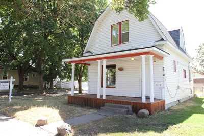 spokane Single Family Home New: 2701 W Mallon Ave