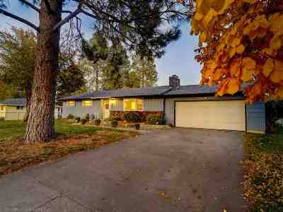 spokane Single Family Home New: 2519 S Bowdish Rd