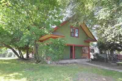 Spokane Single Family Home For Sale: 2501 N Morton St