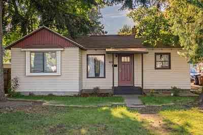 Single Family Home For Sale: 4311 N Washington St