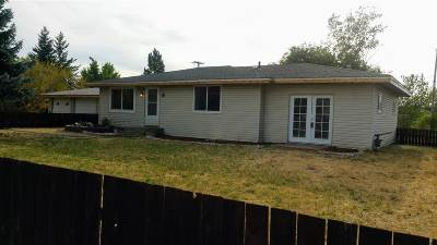 Airway Heights WA Single Family Home New: $140,000