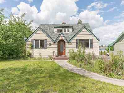 Spokane WA Single Family Home New: $189,900
