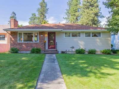 Spokane WA Single Family Home New: $209,900