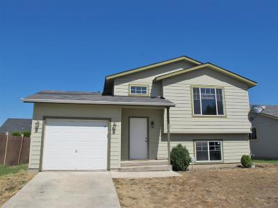 Spokane WA Single Family Home New: $175,000