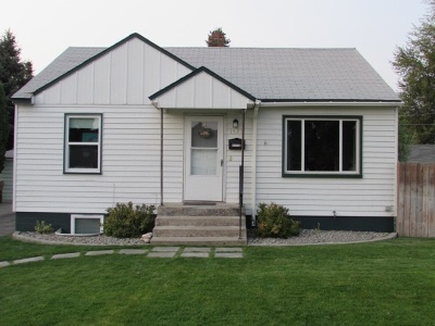 Spokane WA Single Family Home New: $154,900