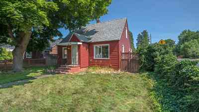Spokane WA Single Family Home New: $149,900