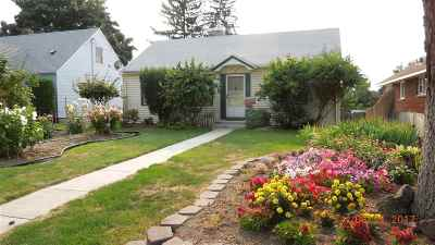 Spokane WA Single Family Home New: $159,900